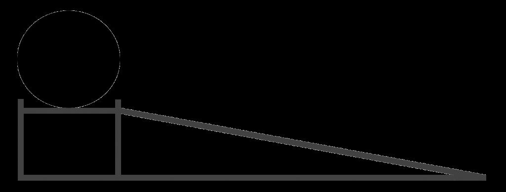 Cartrend Auffahrrampe mit Haltebrett